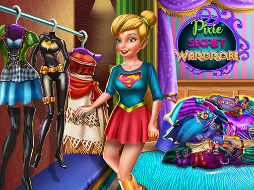Pixie Secret Wardrobe