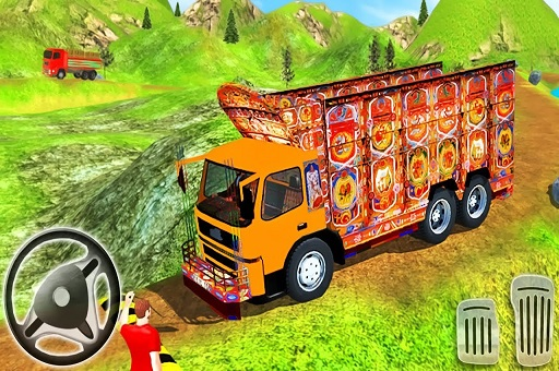 PK Cargo Truck Driving Game 2019