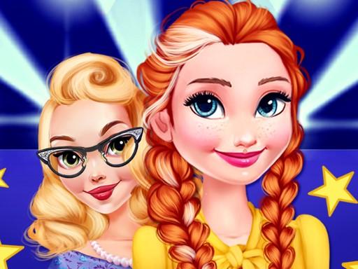 Princess Hollywood Themed Dressup