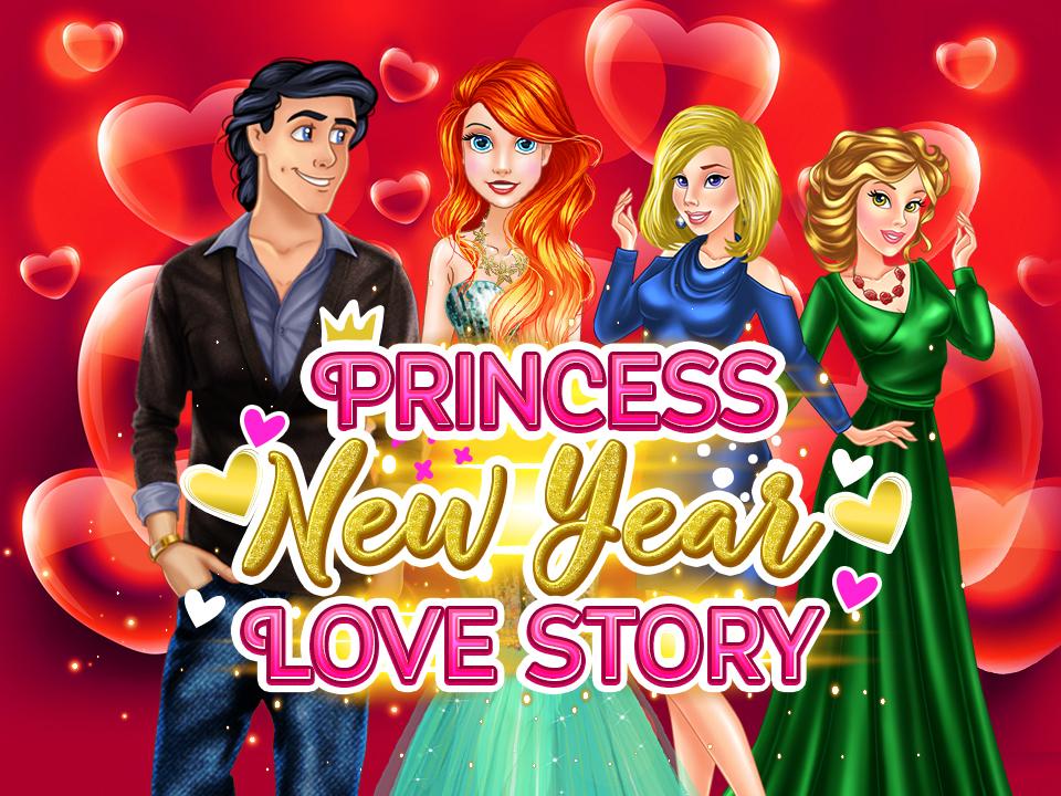Princess New Year Love Story