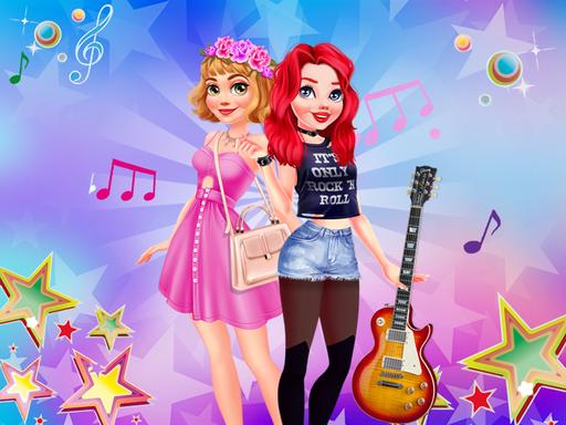 Princesses Music Stage