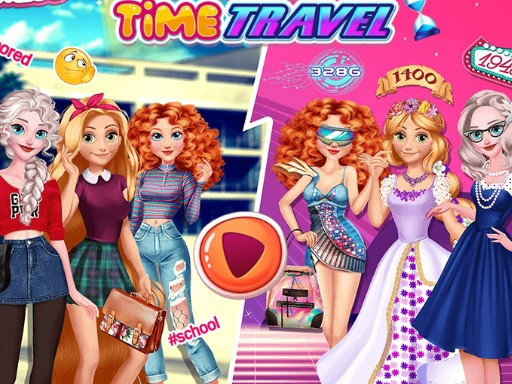 Princesses Time Travel