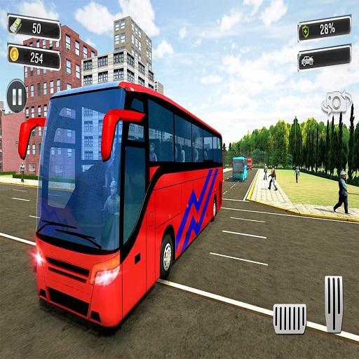Real Coach Bus Simulator 3D 2019