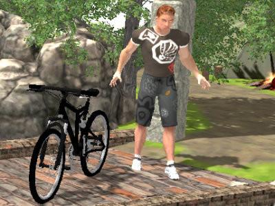 Real MTB Downhill 3D