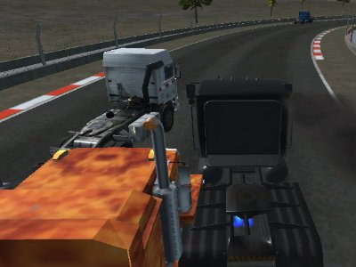 Real Truck Driver