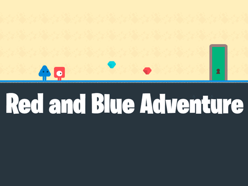 Red and Blue Adventure