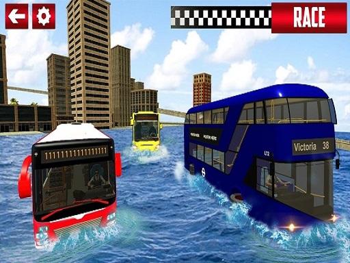 River Coach Bus Driving Simulator Games 2020