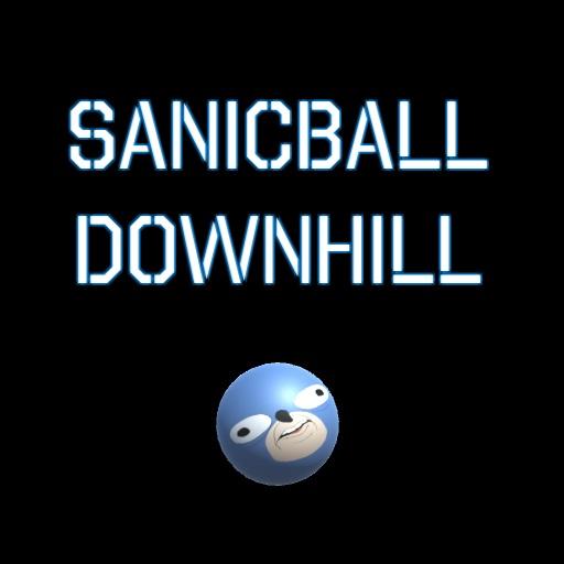 Sanicball Downhill