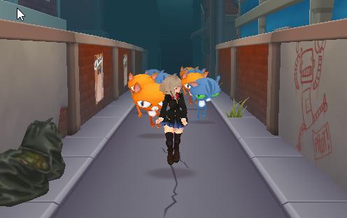 Subway Princess Run