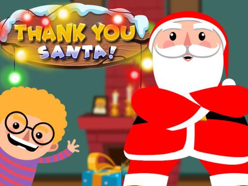 Thank You Santa!