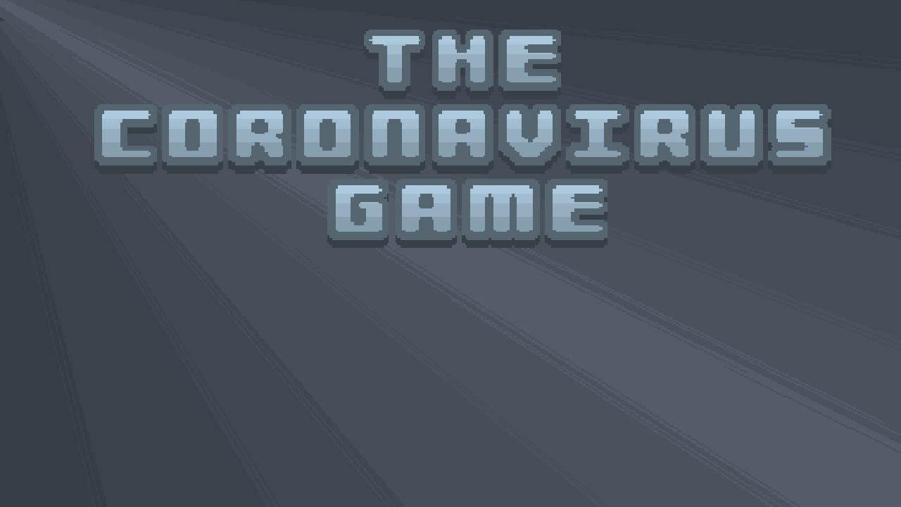 The coronavirus game