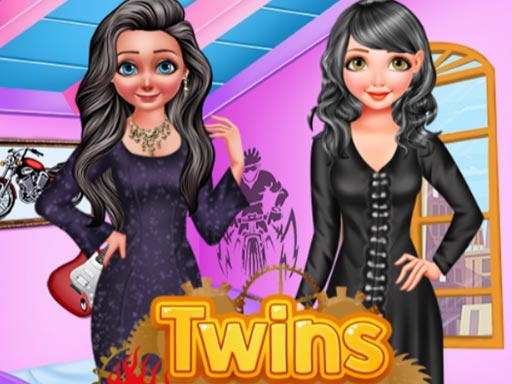 Twins Punk Fashion