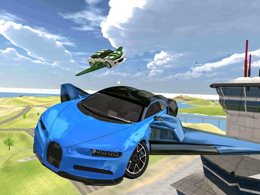 Ultimate Flying Car 3d