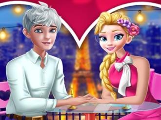 Valentines Day Romantic Date