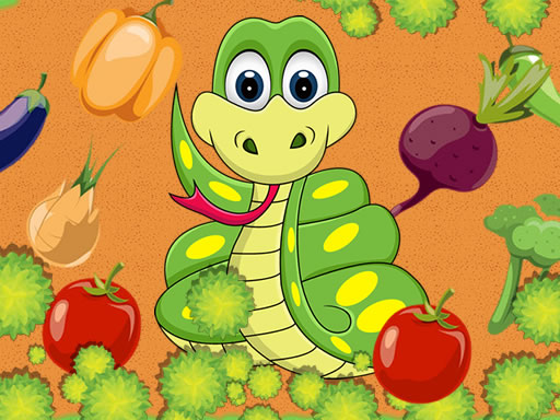 Vegetable Snake