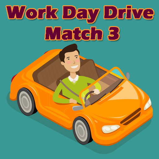 Work Day Drive Match 3