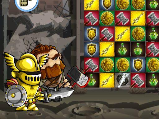 Zombie vs Warriors