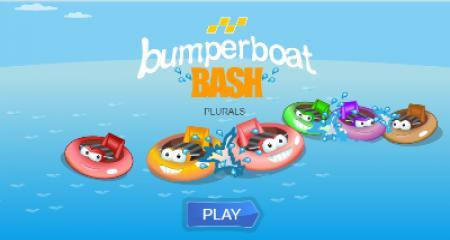 Bumper Boat Bash