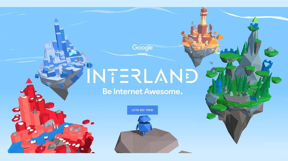 Interland Web Safety