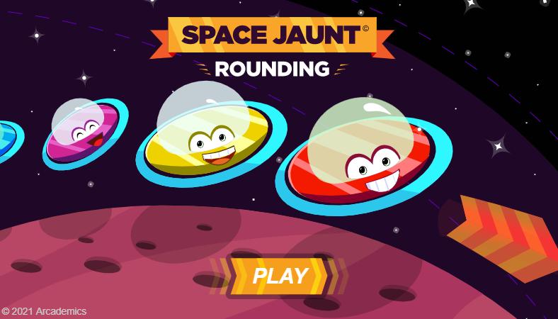 Space Jaunt Rounding