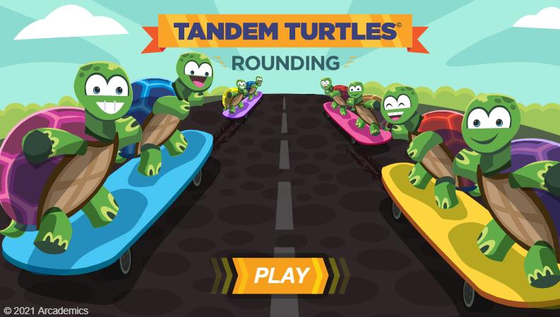 Tandem Turtles Rounding