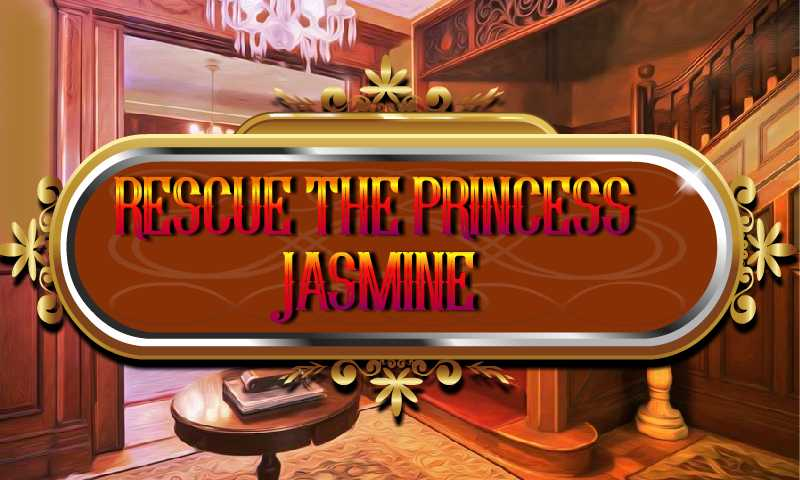 Rescue The Princess Jasmine