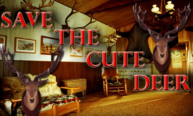Save The Cute Deer