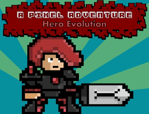 A Pixel Adventure – Vol. 2