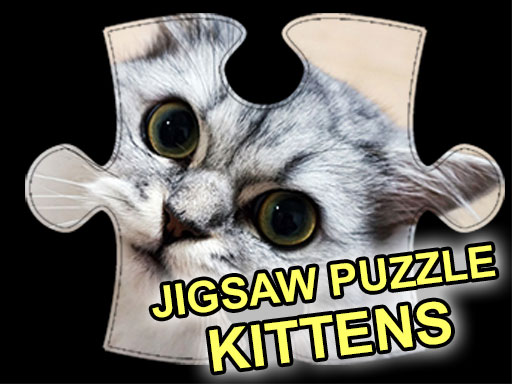 Jigsaw Puzzle Kittens