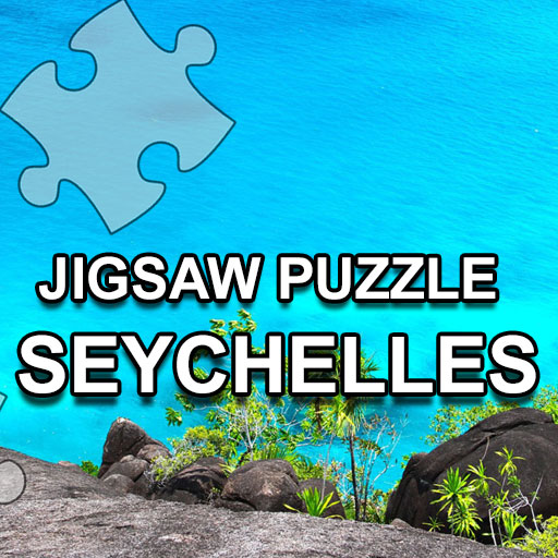 Jigsaw Puzzle Seychelles – KidzSearch Mobile Games