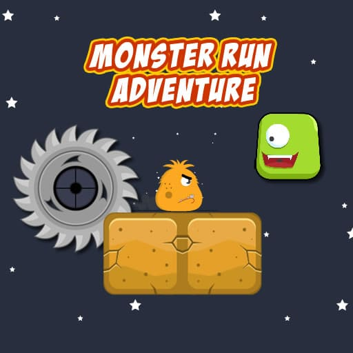 Monster Run Adventure