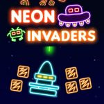 Neon Invaders
