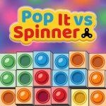 Popit vs Spinner