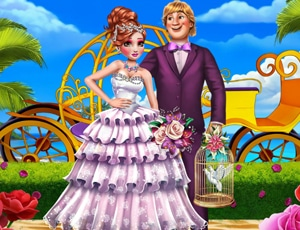 Princess Annie  Summer Wedding