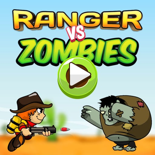 Ranger Fights Zombies