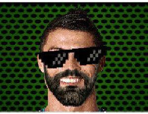Ronaldo Funny Face