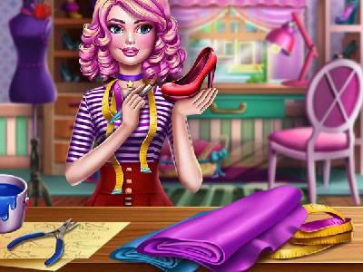 Shoe Designer Fashion Week