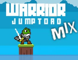 Warrior Jump Toad Mix