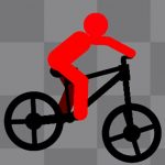 Stickman Bike Run