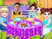 Baby Taylor Backyard Party