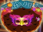 Halloween Mask Design