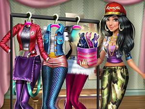 Tris Gangsta Dolly Dress Up H5
